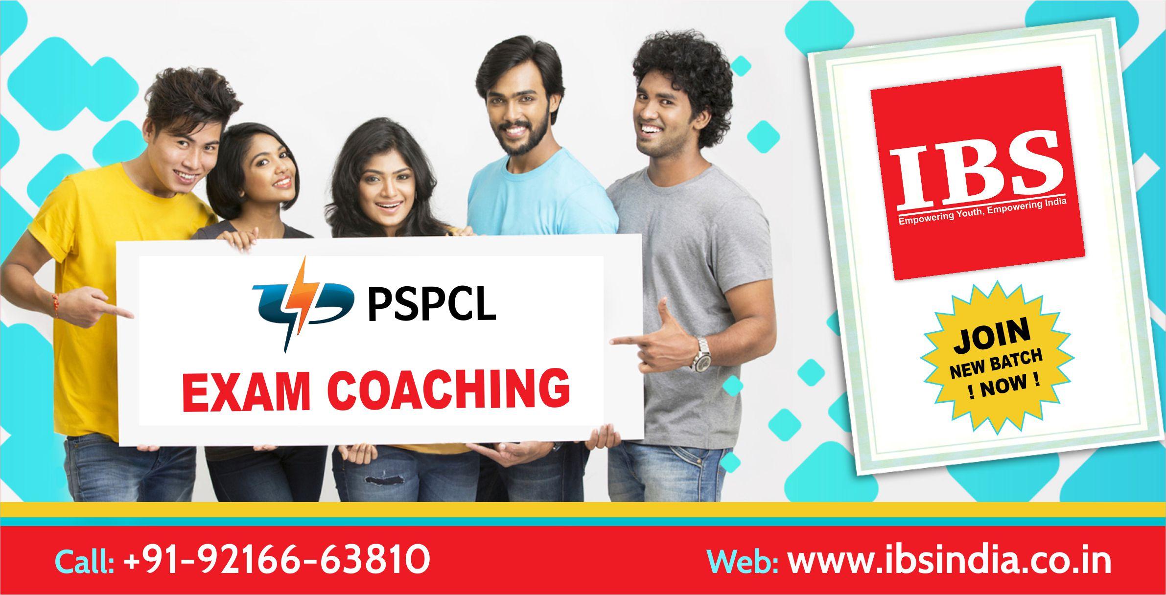 PSPCL Coaching in chandigarh